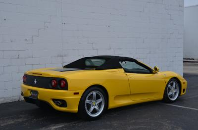 Used 2004 Ferrari 360 Spider Used 2004 Ferrari 360 Spider for sale $89,900 at Cauley Ferrari in West Bloomfield MI 20