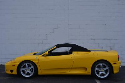 Used 2004 Ferrari 360 Spider Used 2004 Ferrari 360 Spider for sale $89,900 at Cauley Ferrari in West Bloomfield MI 23