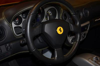 Used 2004 Ferrari 360 Spider Used 2004 Ferrari 360 Spider for sale $89,900 at Cauley Ferrari in West Bloomfield MI 35