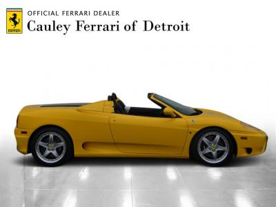 Used 2004 Ferrari 360 Spider Used 2004 Ferrari 360 Spider for sale $89,900 at Cauley Ferrari in West Bloomfield MI 5