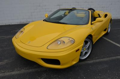 Used 2004 Ferrari 360 Spider Used 2004 Ferrari 360 Spider for sale $89,900 at Cauley Ferrari in West Bloomfield MI 58