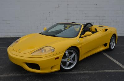 Used 2004 Ferrari 360 Spider Used 2004 Ferrari 360 Spider for sale $89,900 at Cauley Ferrari in West Bloomfield MI 59