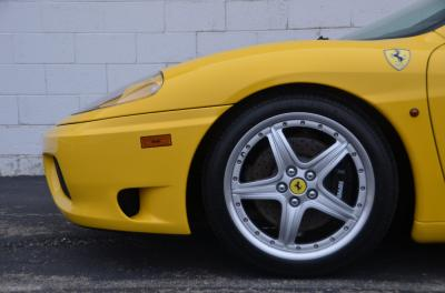 Used 2004 Ferrari 360 Spider Used 2004 Ferrari 360 Spider for sale $89,900 at Cauley Ferrari in West Bloomfield MI 61