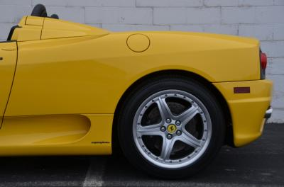 Used 2004 Ferrari 360 Spider Used 2004 Ferrari 360 Spider for sale $89,900 at Cauley Ferrari in West Bloomfield MI 62