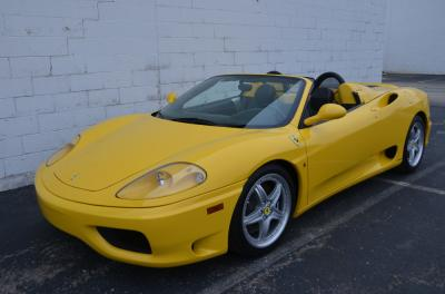 Used 2004 Ferrari 360 Spider Used 2004 Ferrari 360 Spider for sale $89,900 at Cauley Ferrari in West Bloomfield MI 68