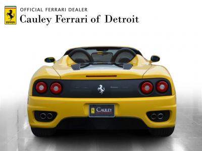 Used 2004 Ferrari 360 Spider Used 2004 Ferrari 360 Spider for sale $89,900 at Cauley Ferrari in West Bloomfield MI 7