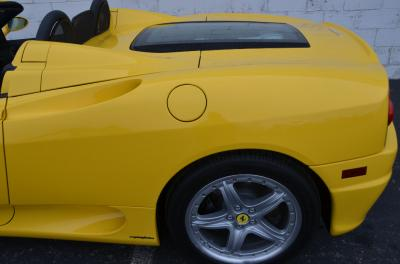 Used 2004 Ferrari 360 Spider Used 2004 Ferrari 360 Spider for sale $89,900 at Cauley Ferrari in West Bloomfield MI 71