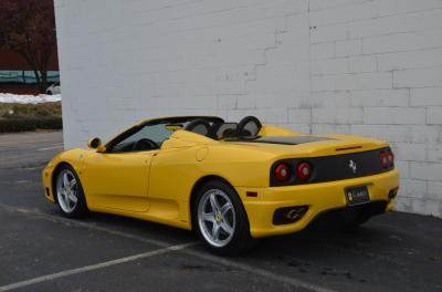 Used 2004 Ferrari 360 Spider Used 2004 Ferrari 360 Spider for sale $89,900 at Cauley Ferrari in West Bloomfield MI 8