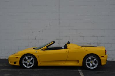 Used 2004 Ferrari 360 Spider Used 2004 Ferrari 360 Spider for sale $89,900 at Cauley Ferrari in West Bloomfield MI 9