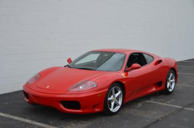 Used 2000 Ferrari 360 Modena Used 2000 Ferrari 360 Modena for sale $79,900 at Cauley Ferrari in West Bloomfield MI 10