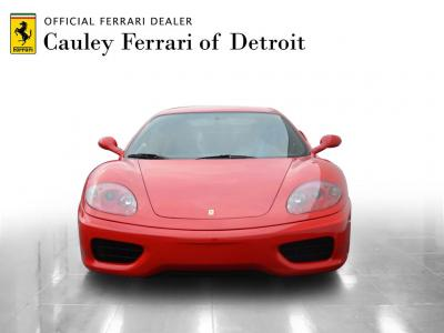 Used 2000 Ferrari 360 Modena Used 2000 Ferrari 360 Modena for sale $79,900 at Cauley Ferrari in West Bloomfield MI 3