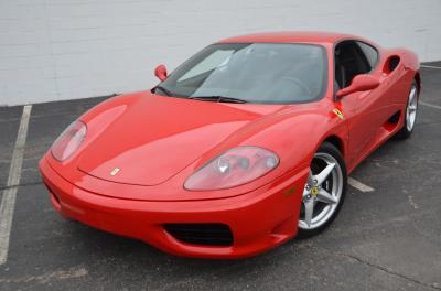 Used 2000 Ferrari 360 Modena Used 2000 Ferrari 360 Modena for sale $79,900 at Cauley Ferrari in West Bloomfield MI 39