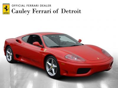 Used 2000 Ferrari 360 Modena Used 2000 Ferrari 360 Modena for sale $79,900 at Cauley Ferrari in West Bloomfield MI 4