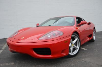 Used 2000 Ferrari 360 Modena Used 2000 Ferrari 360 Modena for sale $79,900 at Cauley Ferrari in West Bloomfield MI 40