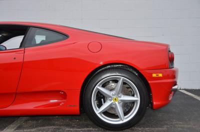 Used 2000 Ferrari 360 Modena Used 2000 Ferrari 360 Modena for sale $79,900 at Cauley Ferrari in West Bloomfield MI 46