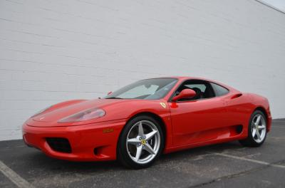 Used 2000 Ferrari 360 Modena Used 2000 Ferrari 360 Modena for sale $79,900 at Cauley Ferrari in West Bloomfield MI 49