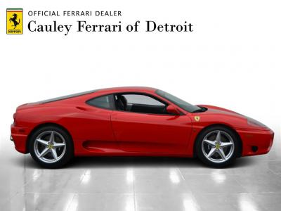 Used 2000 Ferrari 360 Modena Used 2000 Ferrari 360 Modena for sale $79,900 at Cauley Ferrari in West Bloomfield MI 5