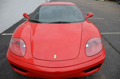 Used 2000 Ferrari 360 Modena Used 2000 Ferrari 360 Modena for sale $79,900 at Cauley Ferrari in West Bloomfield MI 52