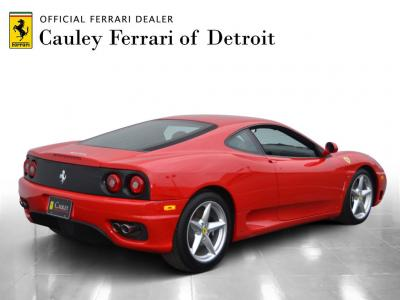 Used 2000 Ferrari 360 Modena Used 2000 Ferrari 360 Modena for sale $79,900 at Cauley Ferrari in West Bloomfield MI 6