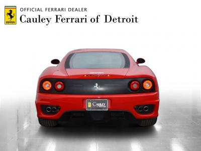 Used 2000 Ferrari 360 Modena Used 2000 Ferrari 360 Modena for sale $79,900 at Cauley Ferrari in West Bloomfield MI 7