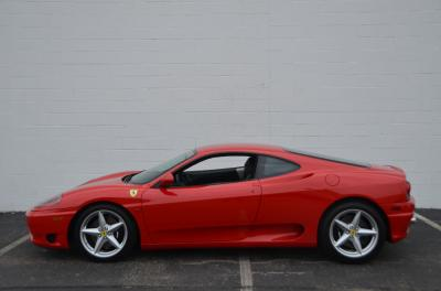 Used 2000 Ferrari 360 Modena Used 2000 Ferrari 360 Modena for sale $79,900 at Cauley Ferrari in West Bloomfield MI 9