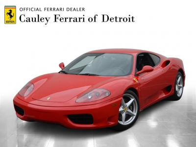 Used 2000 Ferrari 360 Modena Used 2000 Ferrari 360 Modena for sale $79,900 at Cauley Ferrari in West Bloomfield MI 1