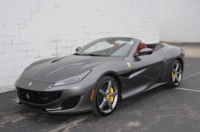New 2020 Ferrari Portofino New 2020 Ferrari Portofino for sale Sold at Cauley Ferrari in West Bloomfield MI 10