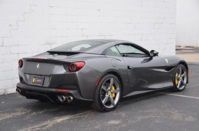 New 2020 Ferrari Portofino New 2020 Ferrari Portofino for sale Sold at Cauley Ferrari in West Bloomfield MI 19