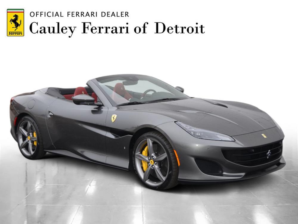 New 2020 Ferrari Portofino For Sale Special Pricing Cauley Ferrari Stock Fn1942