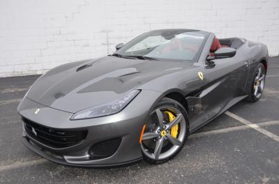New 2020 Ferrari Portofino New 2020 Ferrari Portofino for sale Sold at Cauley Ferrari in West Bloomfield MI 53