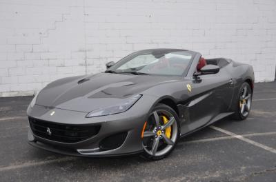 New 2020 Ferrari Portofino New 2020 Ferrari Portofino for sale Sold at Cauley Ferrari in West Bloomfield MI 55