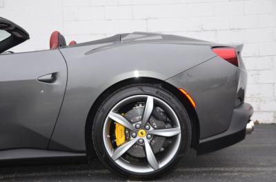 New 2020 Ferrari Portofino New 2020 Ferrari Portofino for sale Sold at Cauley Ferrari in West Bloomfield MI 63