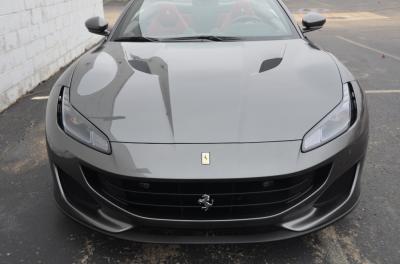 New 2020 Ferrari Portofino New 2020 Ferrari Portofino for sale Sold at Cauley Ferrari in West Bloomfield MI 64