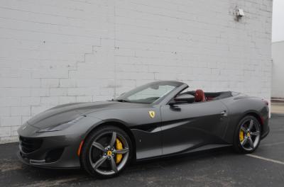 New 2020 Ferrari Portofino New 2020 Ferrari Portofino for sale Sold at Cauley Ferrari in West Bloomfield MI 68