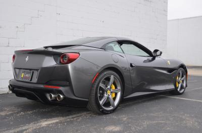 New 2020 Ferrari Portofino New 2020 Ferrari Portofino for sale Sold at Cauley Ferrari in West Bloomfield MI 74