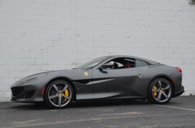 New 2020 Ferrari Portofino New 2020 Ferrari Portofino for sale Sold at Cauley Ferrari in West Bloomfield MI 77