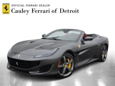 New 2020 Ferrari Portofino New 2020 Ferrari Portofino for sale Sold at Cauley Ferrari in West Bloomfield MI 1
