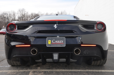 Used 2019 Ferrari 488 GTB Used 2019 Ferrari 488 GTB for sale Sold at Cauley Ferrari in West Bloomfield MI 52