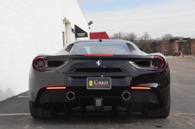 Used 2019 Ferrari 488 GTB Used 2019 Ferrari 488 GTB for sale Sold at Cauley Ferrari in West Bloomfield MI 7