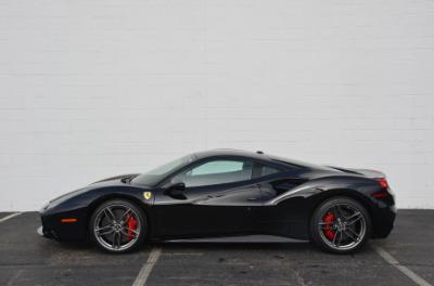 Used 2019 Ferrari 488 GTB Used 2019 Ferrari 488 GTB for sale Sold at Cauley Ferrari in West Bloomfield MI 9
