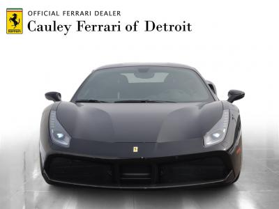 Used 2018 Ferrari 488 GTB Used 2018 Ferrari 488 GTB for sale Sold at Cauley Ferrari in West Bloomfield MI 3