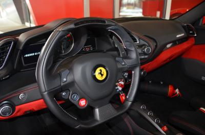 Used 2018 Ferrari 488 GTB Used 2018 Ferrari 488 GTB for sale Sold at Cauley Ferrari in West Bloomfield MI 31