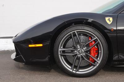Used 2018 Ferrari 488 GTB Used 2018 Ferrari 488 GTB for sale Sold at Cauley Ferrari in West Bloomfield MI 57