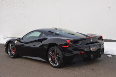 Used 2018 Ferrari 488 GTB Used 2018 Ferrari 488 GTB for sale Sold at Cauley Ferrari in West Bloomfield MI 8