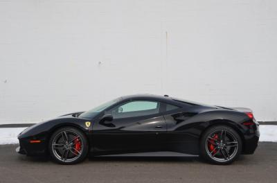 Used 2018 Ferrari 488 GTB Used 2018 Ferrari 488 GTB for sale Sold at Cauley Ferrari in West Bloomfield MI 9