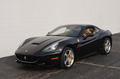 Used 2012 Ferrari California Used 2012 Ferrari California for sale Sold at Cauley Ferrari in West Bloomfield MI 23