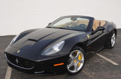 Used 2012 Ferrari California Used 2012 Ferrari California for sale Sold at Cauley Ferrari in West Bloomfield MI 60