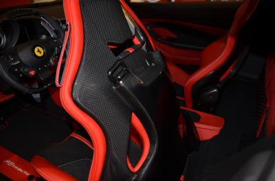New 2020 Ferrari F8 Tributo New 2020 Ferrari F8 Tributo for sale Sold at Cauley Ferrari in West Bloomfield MI 29