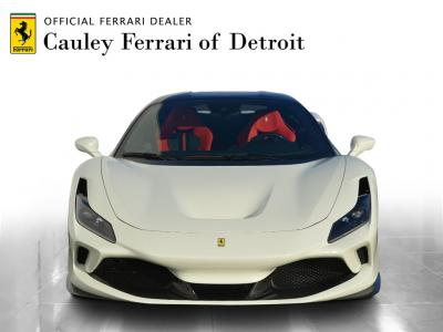 New 2020 Ferrari F8 Tributo New 2020 Ferrari F8 Tributo for sale Sold at Cauley Ferrari in West Bloomfield MI 3