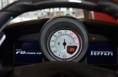 New 2020 Ferrari F8 Tributo New 2020 Ferrari F8 Tributo for sale Sold at Cauley Ferrari in West Bloomfield MI 34